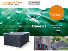 Coverit Loungeset Hoes 2135X235Xh65Cm