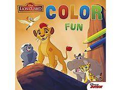 Disney Color Fun The Lion Guard