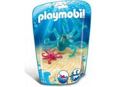 Playmobil 9066 Inktvis Met Jong