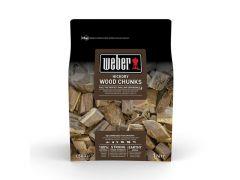 Weber Wood Chunks Hickory