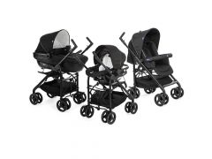 Chicco Trio Sprint Black Black Night