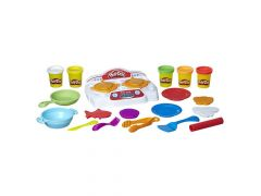 Play-Doh Kookplaat