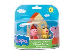 Peppa Pig Blister 2 Figuren 2Ass.