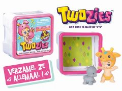 Twozies Surprise Pack (1 Baby + 1 Dier + 1 Mini Cubies + 1 Decor) Assortiment Per Stuk