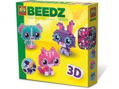 Ses Beedz: 3D Dierenvriendjes