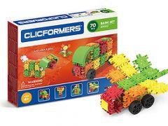 Clicformers Basic Set 70 Stuks