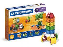 Clicformers Basic Set 90 Stuks