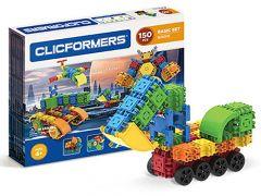 Clicformers Basic Set 150 Stuks