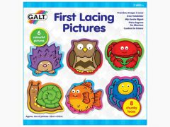 Play & Learn First Lacing Pictures