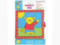First Years Teddy'S Day Large Soft Book