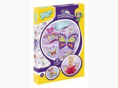 Totum Creativity Butterflies Iron On