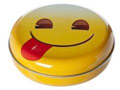 Snoepdoosje Smileys D12Xh3.5Cm Emoji Design H