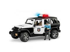 Bruder 02526 Jeep Wrangler politieauto
