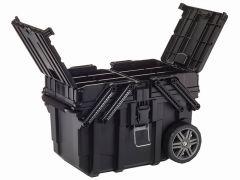 Cantilever Job Box Zwart Allibert