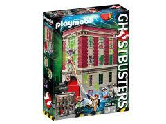 Playmobil 9219 Ghostbusters Brandweerkazerne