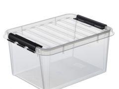 Orthex Smartstore Classic 31 Box Met Deksel 50X39X26 Cm Transp.