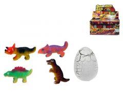 Jumbo Ei 11Cm Met Groeiende Dinosaurus Growing Pet 6 Assortimenten Prijs Per Stuk