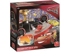 Cars 3 Piston Cup Race