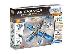 Clementoni Technologie - Mechanical Lab Zweefvliegtuig & Helicopter