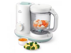AVENT SCD862/02 2-IN-1 ESSENTIAL BABYFOODMAKER