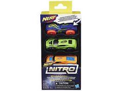 Nerf Nitro Foam Car 3Pack Asst.