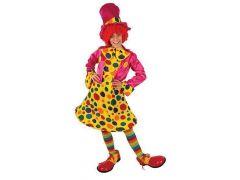 Kostuum Clown Lady