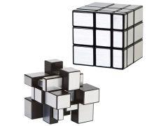 Clown Magic Puzzle Cube Silver
