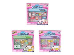 Shopkins Deco Box And Doll Assortiment Prijs Per Stuk