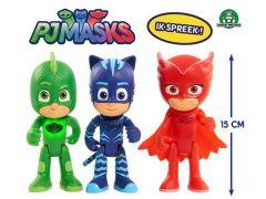 Pj Masks Deluxe Pratende Figuren Assortiment Prijs Per Stuk