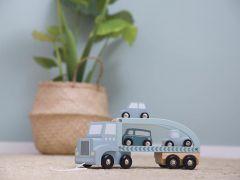 Truck Hout - Mint