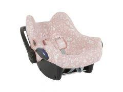 Hoes Autostoeltje 0+ - Adventure Pink