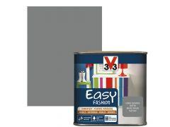 V33 Verf Easy Fashion 0,5L Satijn Muis grijs