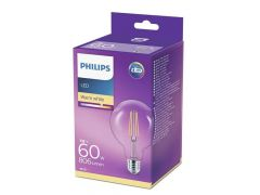 Philips Lamp Led Classic 60W G93 E27 Ww Cl Nd