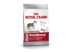 Royal Canin Dog Shn Medium Sterilised Ad 3Kg