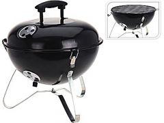 Compacte bolvormige houtskoolbarbecue - 37cm