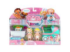 Baby Secrets Pram Pack Series 1