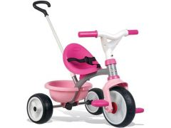 Smoby 740327 Be Move Pink Driewieler