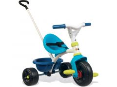 SMOBY 740326 BE MOVE BLAUW DRIEWIELER