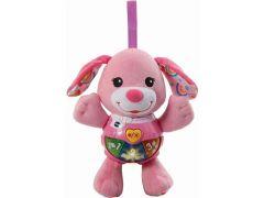 Vtech Baby Knuffel & Speel Puppy Roze