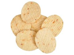 Buffelhuid Chips Met Kip 85Gr