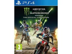 Ps4 Monster Energy Supercross