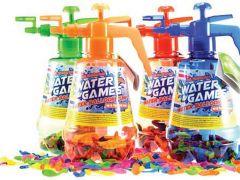 Water Games Waterballonpomp Deluxe