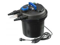 Biopressure Ii 3000 - Druckfilter - Uvc 5W Geel (30 Ppi, H3,7 X 20 X 20 Cm)
