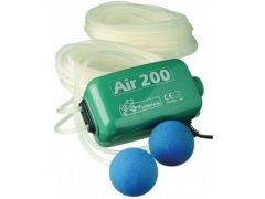 Air 200 - Indoor Beluchtingspomp 5W - 2 X 100 L/H