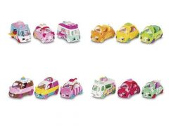 Cuties Cars 3Pack Asst. S1/W1