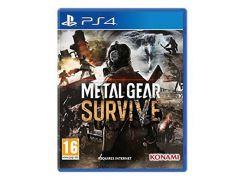 Ps 4 Metal Gear Survive