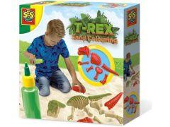 Ses Zandkleuren T-Rex