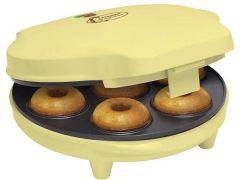Bestron Donut Maker - 6 Donuts - Vanille