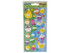 Sticker Tweeny Kuiken Eitje 272 010