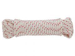 Gevlochten Polyester Met Rode Kendraad 5Mm-20M